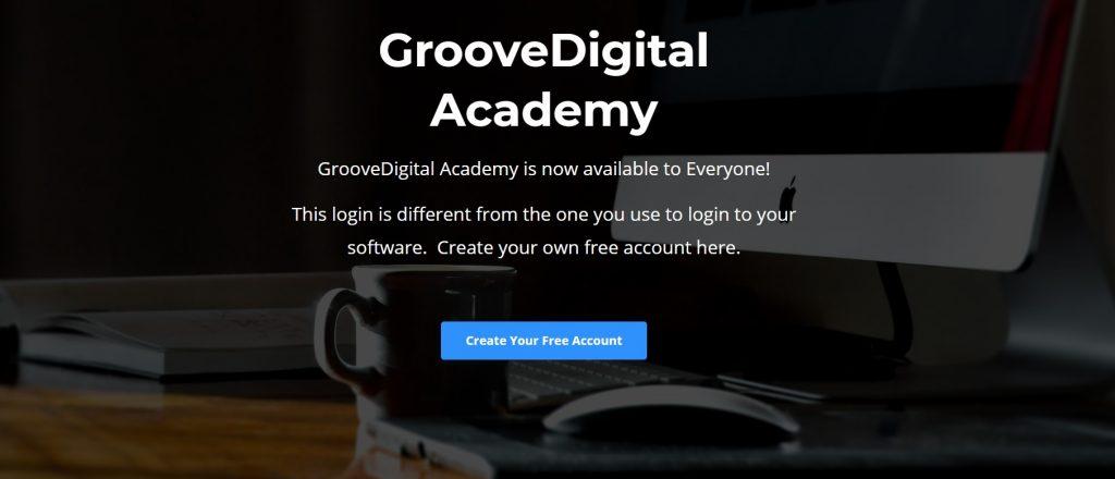 GrooveDigital Academy.